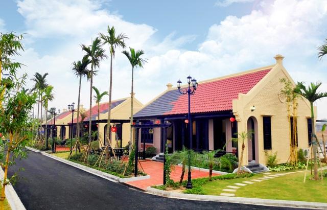 Sức hút của siêu phẩm biệt thự du lịch nghỉ dưỡng ven đô – Vườn vua Resort  Villas - 15
