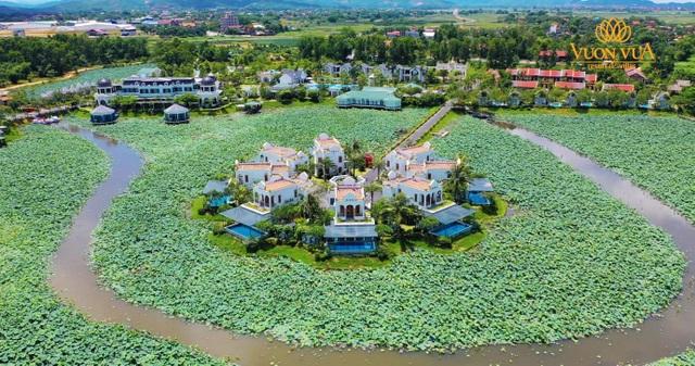 Sức hút của siêu phẩm biệt thự du lịch nghỉ dưỡng ven đô – Vườn vua Resort  Villas - 17