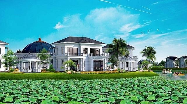 Sức hút của siêu phẩm biệt thự du lịch nghỉ dưỡng ven đô – Vườn vua Resort  Villas - 19