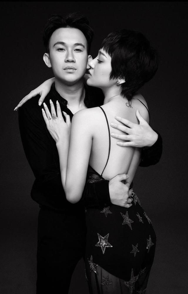 Tung bộ ảnh tình tứ, Bảo Anh khẳng định không yêu Dương Triệu Vũ - 4