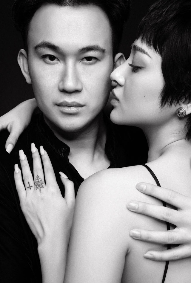 Tung bộ ảnh tình tứ, Bảo Anh khẳng định không yêu Dương Triệu Vũ - 5