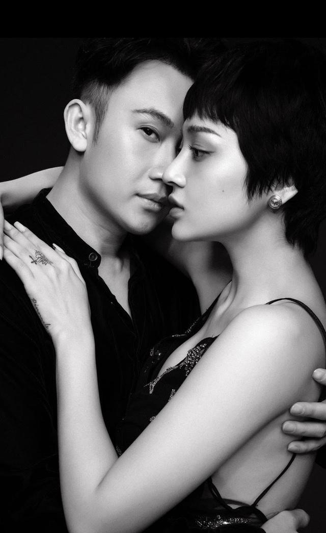 Tung bộ ảnh tình tứ, Bảo Anh khẳng định không yêu Dương Triệu Vũ - 1