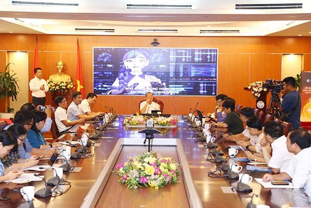 Bộ TTTT lựa chọn 2 giải nhất Nhân tài Đất Việt để hỗ trợ chuyển đổi số - 1
