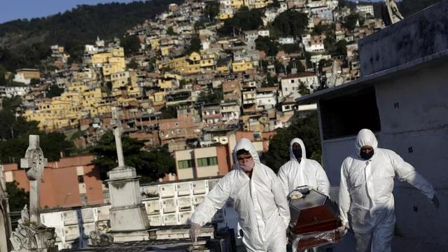 49.000 người chết, Brazil có thể trở thành ổ dịch Covid-19 lớn nhất  - 1