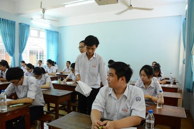 Tỉnh Quảng Ngãi có 32 điểm thi tốt nghiệp THPT 2020 - 1