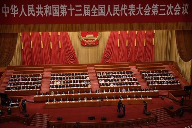 Trung Quốc công bố dự luật an ninh mới cho Hong Kong