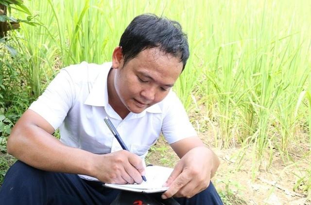 """Phóng viên """"hóa trang"""" tiếp cận hiện trường vụ thảm án ám ảnh nhất Nghệ An - 1"""
