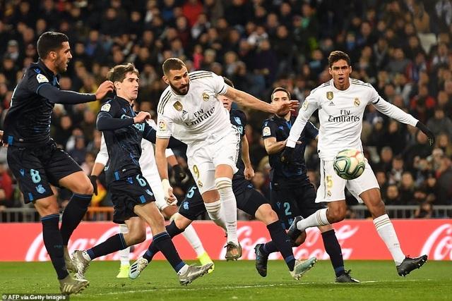 Cơ hội vàng để Real Madrid soán ngôi đầu của Barcelona - 3