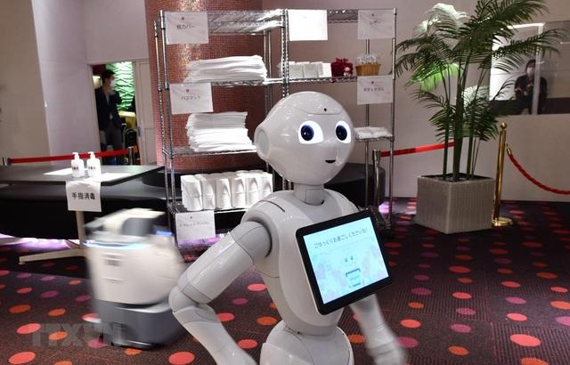 Robot - đồng minh hay kẻ thù của con người sau khủng hoảng Covid-19? - 1