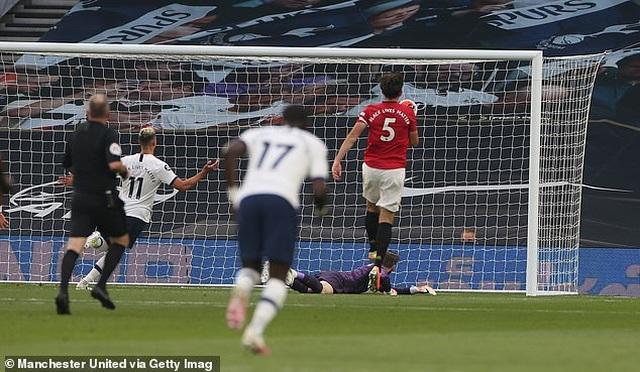 Hòa Tottenham, Man Utd vẫn tràn đầy cơ hội vào top 4 Premier League - 2