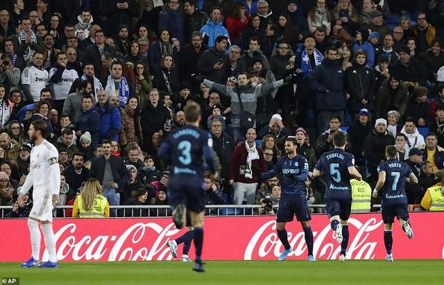 Cơ hội vàng để Real Madrid soán ngôi đầu của Barcelona - 2