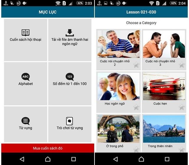Những ứng dụng giúp tự học và nâng cao kỹ năng tiếng Anh trên smartphone - 2