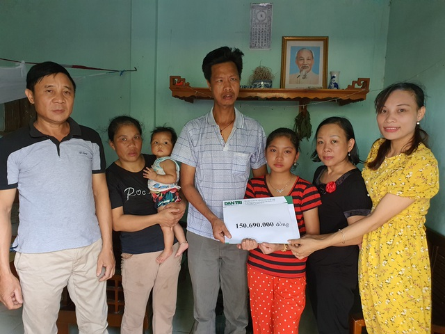 Gia đình nghèo bị bệnh tật bủa vây được bạn đọc giúp đỡ hơn 150 triệu đồng - 3