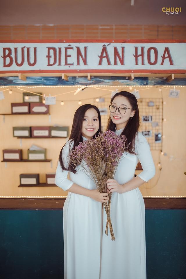 Đại sứ THPT Chuyên Hà Nội - Amsterdam rạng rỡ trong tà áo dài - 11