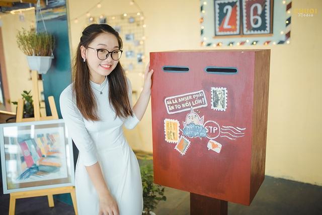Đại sứ THPT Chuyên Hà Nội - Amsterdam rạng rỡ trong tà áo dài - 4