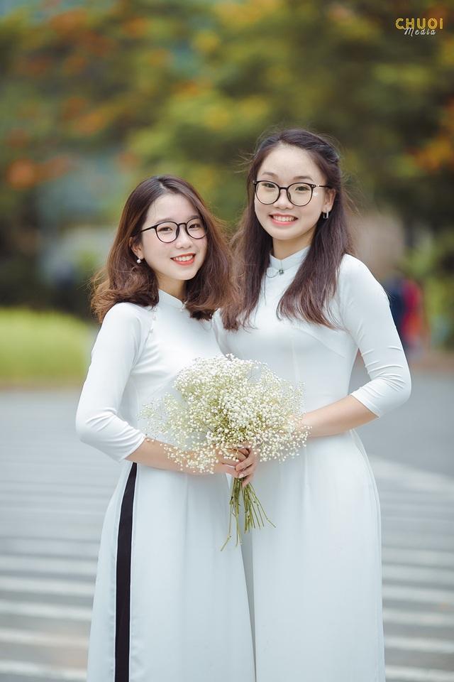 Đại sứ THPT Chuyên Hà Nội - Amsterdam rạng rỡ trong tà áo dài - 6