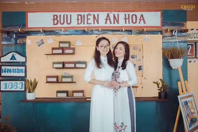 Đại sứ THPT Chuyên Hà Nội - Amsterdam rạng rỡ trong tà áo dài - 8