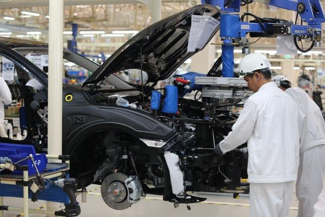 Thái Lan giảm 35% xuất khẩu ô tô vì Covid-19 - 1