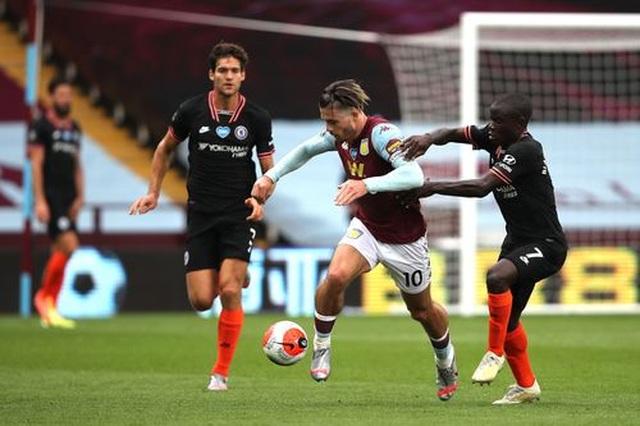 Aston Villa 1-2 Chelsea: Cú lội ngược dòng trong hai phút - 5