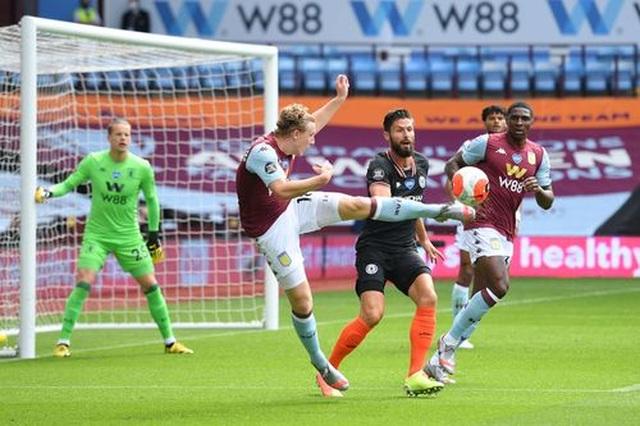Aston Villa 1-2 Chelsea: Cú lội ngược dòng trong hai phút - 11