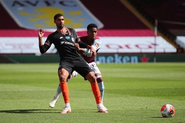 Aston Villa 1-2 Chelsea: Cú lội ngược dòng trong hai phút - 9