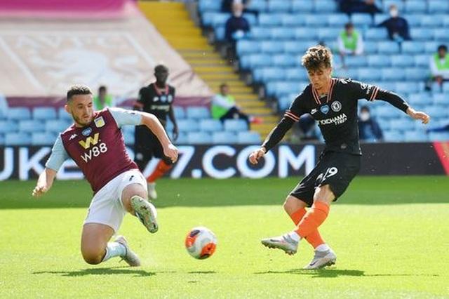Aston Villa 1-2 Chelsea: Cú lội ngược dòng trong hai phút - 8