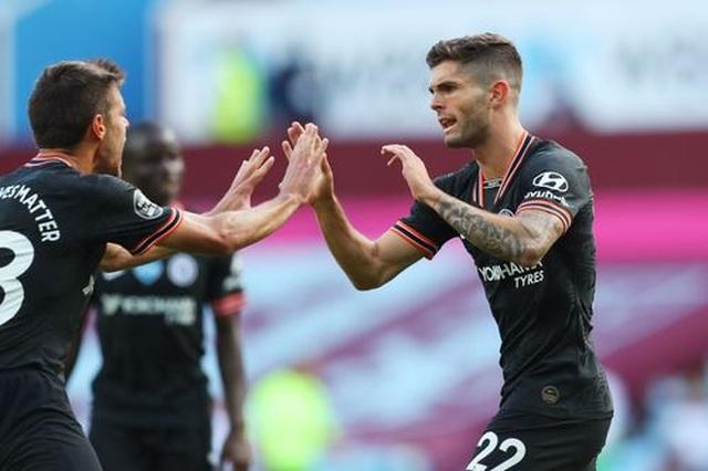 Aston Villa 1-2 Chelsea: Cú lội ngược dòng trong hai phút - 3