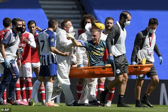 Thua đau đớn Brighton, Arsenal còn chịu tổn thất cực lớn - 2