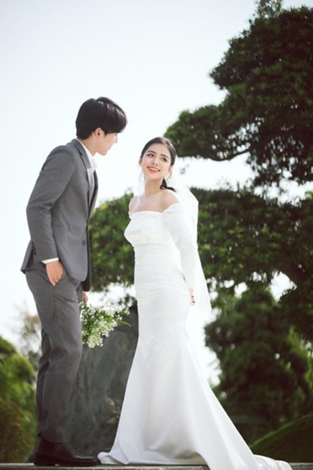 Ngất ngây bộ ảnh cưới đẹp như mơ tại vườn Nhật Bản Vinhomes Smart City - 7