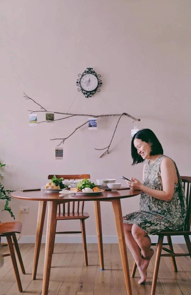 Mẹ đảm ở Hà Nội tiết lộ độc chiêu giúp ăn gian diện tích cho căn hộ 55m2 - 5