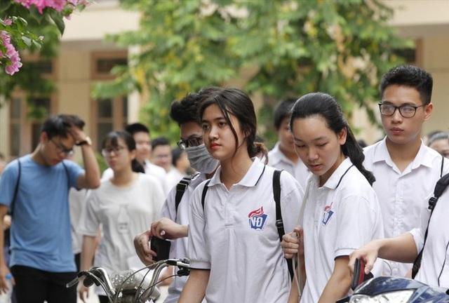 Học sinh vẫn lúng túng khi chọn nghề - 1