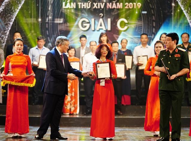 Báo Dân trí giành Giải C Giải Báo chí Quốc gia - 1