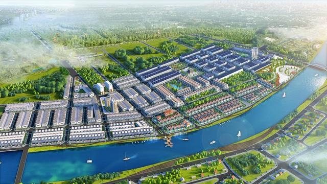 Rosa Riverside Complex: Sự lựa chọn lý tưởng cho các nhà đầu tư - 1