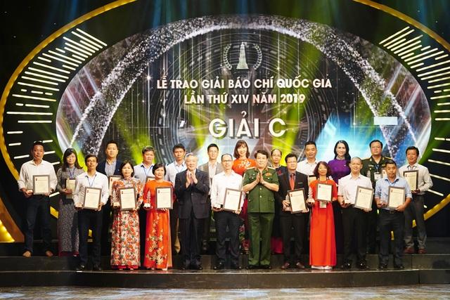 Báo Dân trí giành Giải C Giải Báo chí Quốc gia - 2