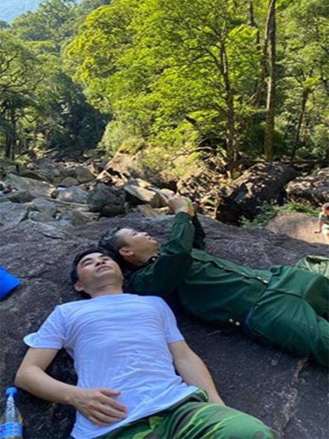 """Khám phá thác nước tuyệt đẹp còn """"ngủ yên"""" ở Hà Tĩnh - 12"""