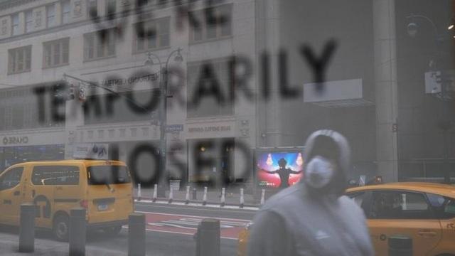 Tình trạng thất nghiệp tại Mỹ tiếp tục mặc dù đã mở cửa - 1