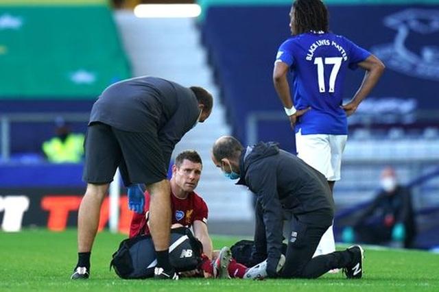 Everton 0-0 Liverpool: Một điểm may mắn của The Kop - 5