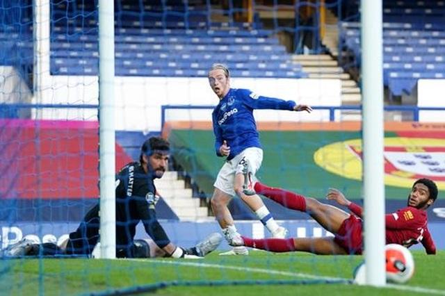 Everton 0-0 Liverpool: Một điểm may mắn của The Kop - 1