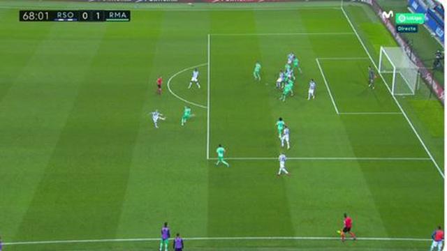 HLV Zidane tức giận, khẳng định Real Madrid không thắng nhờ trọng tài - 1