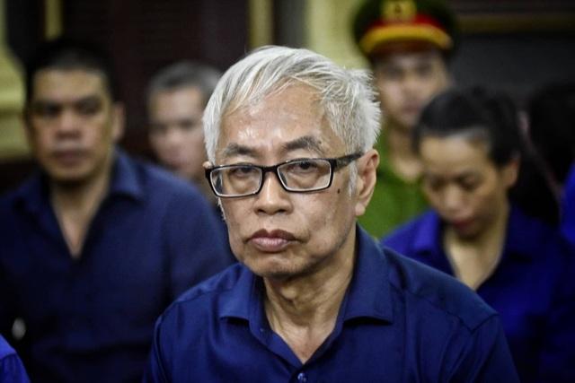 Bị cáo Trần Phương Bình được áp điều luật có lợi - 1