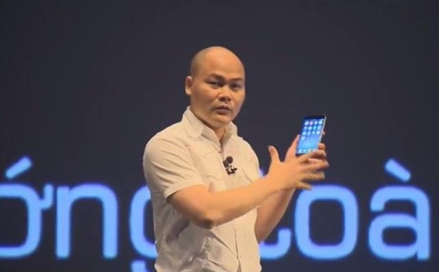 """CEO Nguyễn Tử Quảng: Bphone bị """"đánh"""" thậm tệ và dai dẳng - 3"""