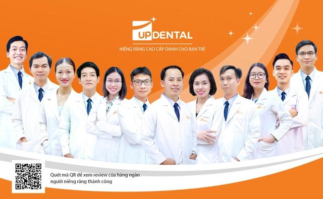 Up Dental: 9x niềng răng giá rẻ 1 triệu/tháng và kết quả bất ngờ - 5