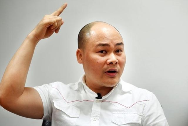 """CEO Nguyễn Tử Quảng: Bphone bị """"đánh"""" thậm tệ và dai dẳng - 2"""