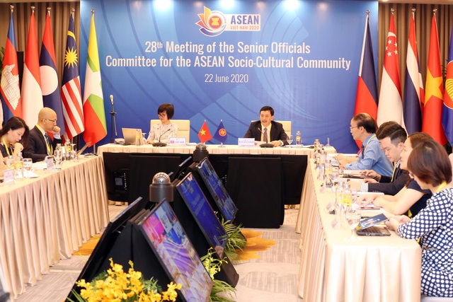 Tăng cường gắn kết hoạt động an sinh xã hội trong cộng đồng Asean - 1