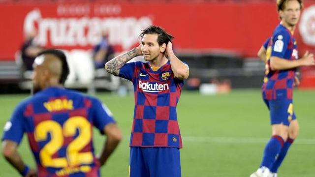 Quá phụ thuộc vào Messi, Barcelona sẽ mất tất cả? - 3