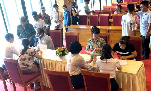 Hà Nội: Hơn 4.600 lao động tự do nhận hỗ trợ từ gói 62.000 tỷ đồng - 1
