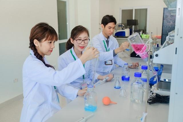 Giải quyết bài toán môi trường y tế từ ngành học mới? - 1
