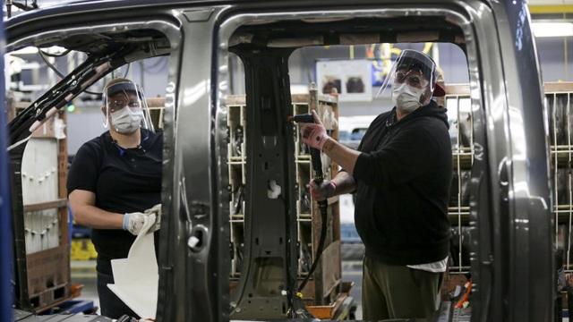 Mỹ: Công nhân tố Ford không tuân thủ nguyên tắc phòng dịch trong nhà máy - 1