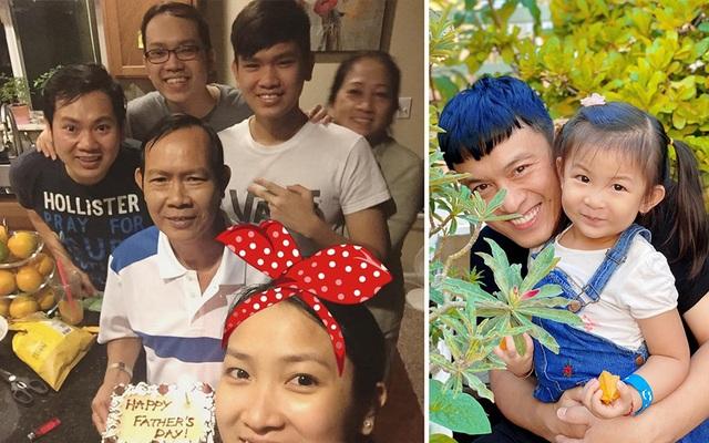 Sao Việt trải lòng về Ngày của Cha - 7