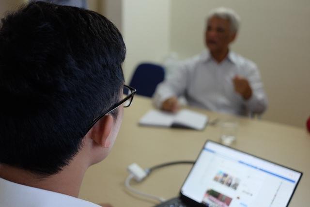 Startup đi lên từ Nhân tài Đất Việt góp công trong chuyển đổi số quốc gia - 1